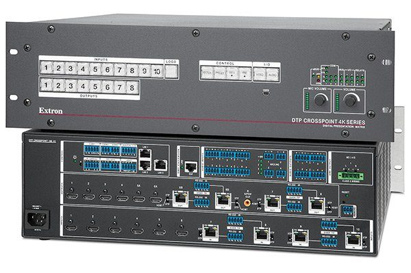 EXTRON DTP Crosspoint 108 4K