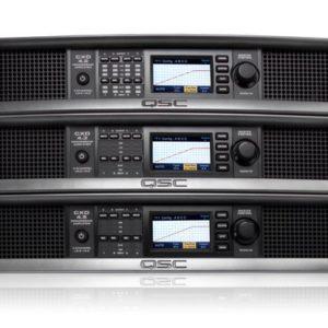 QSC Amplificateur CXD