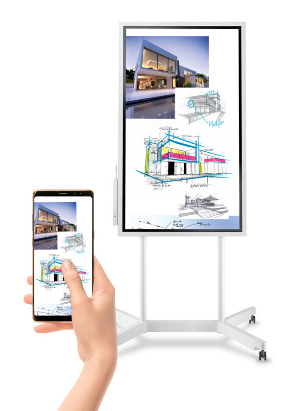 Tableau intearctif Samsung Flip