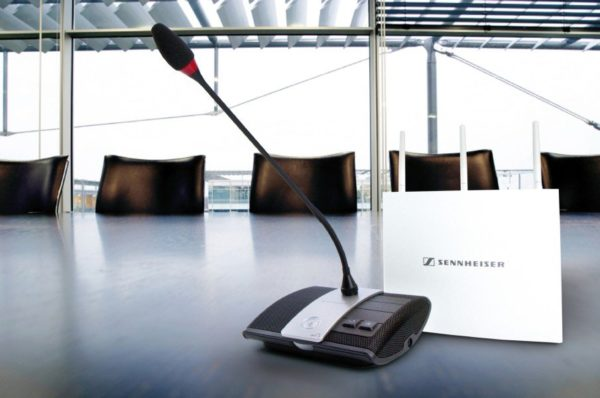 Système de conférence audio Sennheiser ADN C1