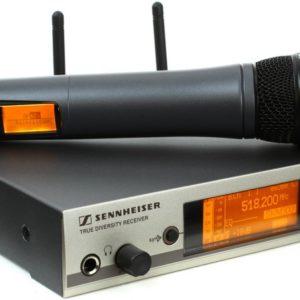 micro sans fil Sennheiser E 335 G3