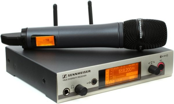 micro sans fil Sennheiser E 335 G3 micro de conférence