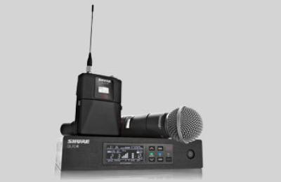 Micros Shure micro de conférence