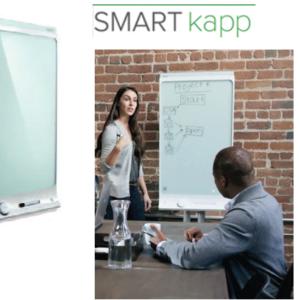 Paperboard interactif SmartKapp