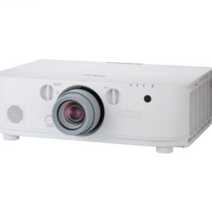 Videoprojecteur NEC installation