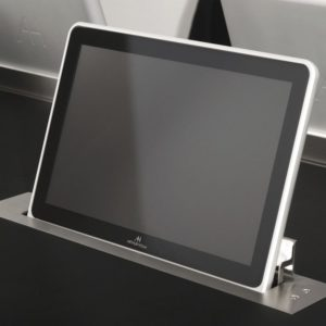 écran intégré motorisé arthur holm