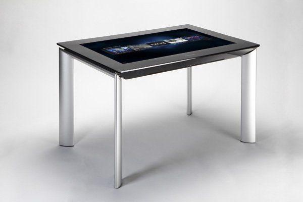 Écran interactif mobilier audiovisuel