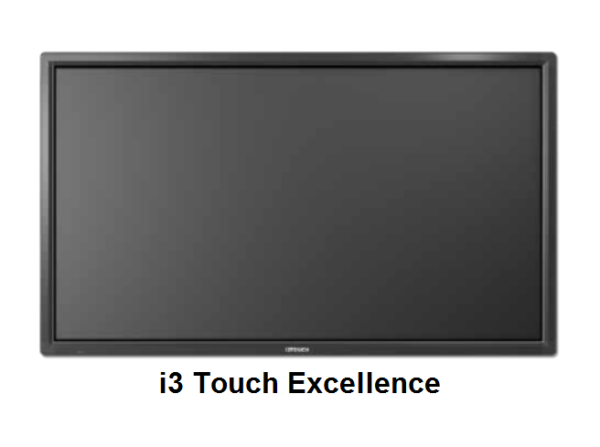 ecran tactile i3Touch Excellence