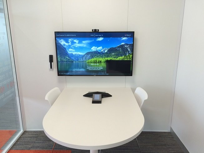 installation système webconference Lyon