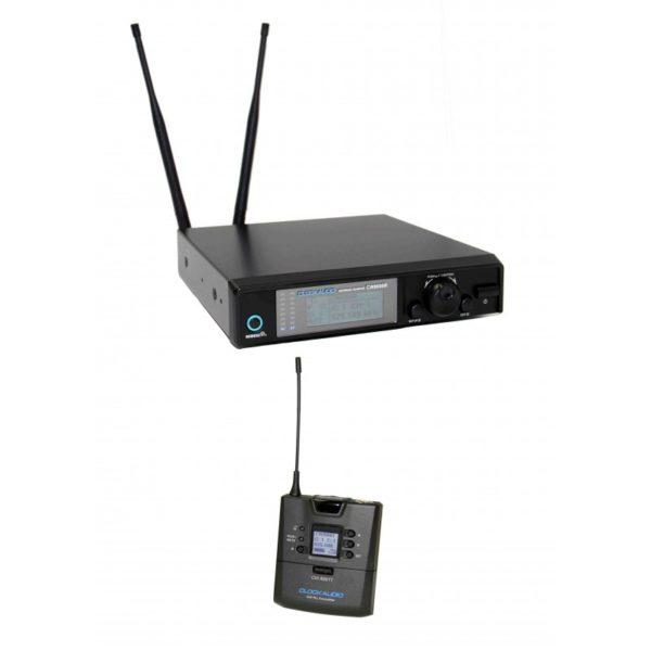 micro UHF clockaudio
