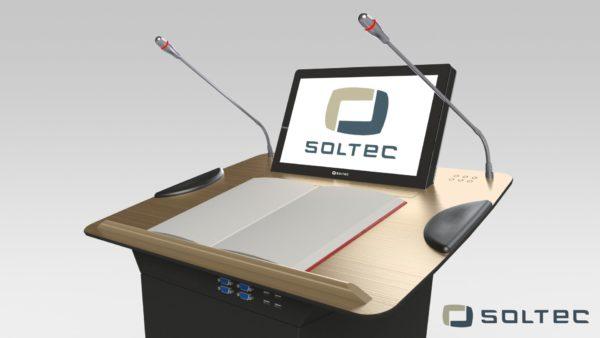 écran encastré Soltec