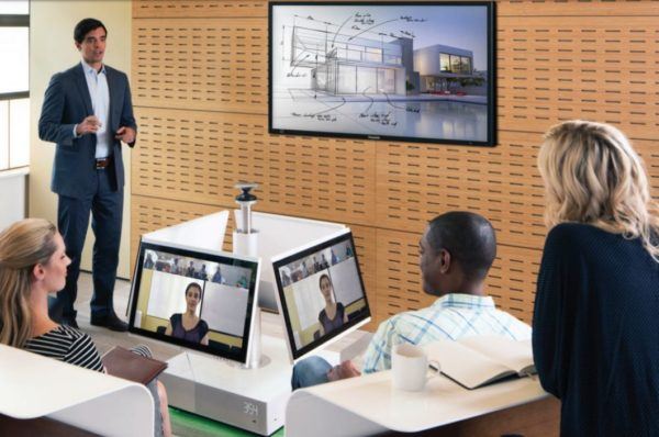 Visioconférence Polycom RealPresence Centro