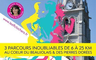 Arthésis sponsorise la Course des 9 clochers de Chazay-d'Azergues
