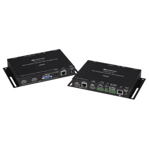 CRESTRON-HD-MD-400-C-E-KIT-Transmetteur-paires-torsadées-HDMI-et-VGA equipement-audio-et-de-sonorisation-lyon