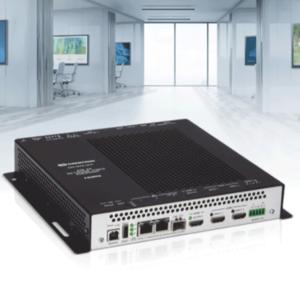Crestron-Technologie-NVX equipement-audio-et-de-sonorisation-lyon