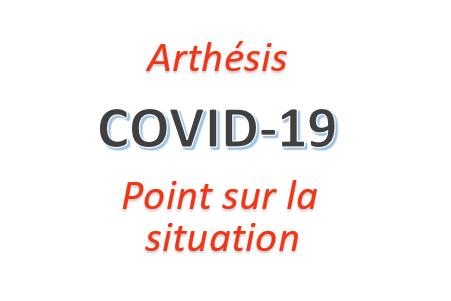 COVID-19 - Coronavirus - Arthésis - Lyon