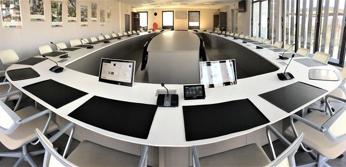 Salle Conseil Modulaire Bourg En Bresse