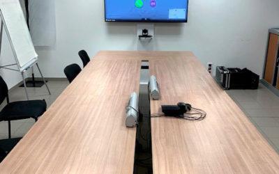 Client régulier d'Arthésis : on poursuit les installations audiovisuelles !