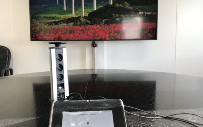 Modernisation salles de visioconférence